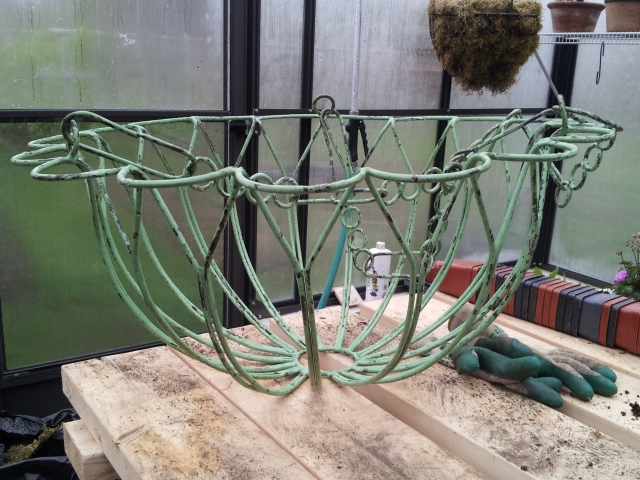 giant wire basket